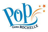 pop goes rochelle logo