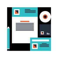 geek branding icon